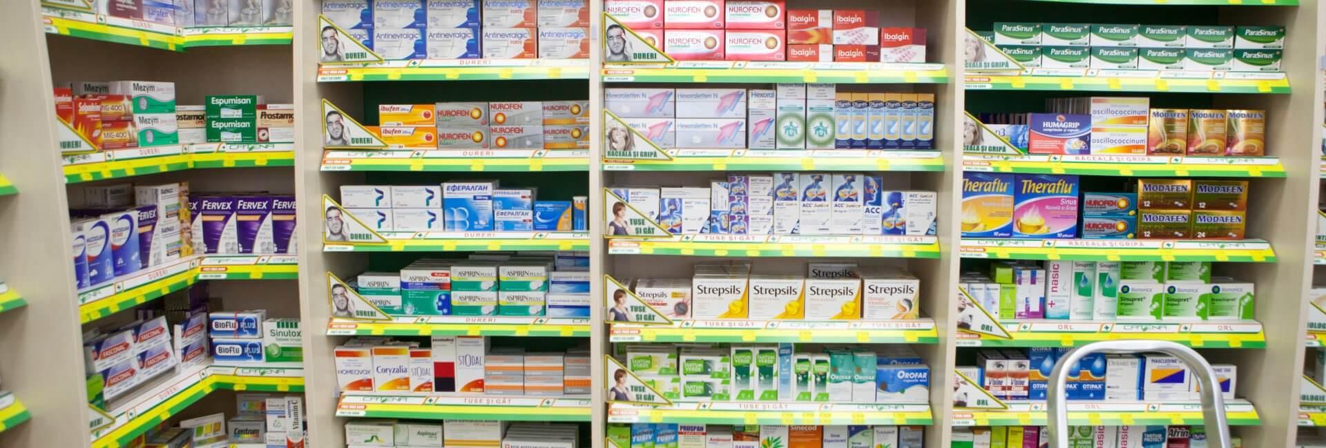 categorized medicines