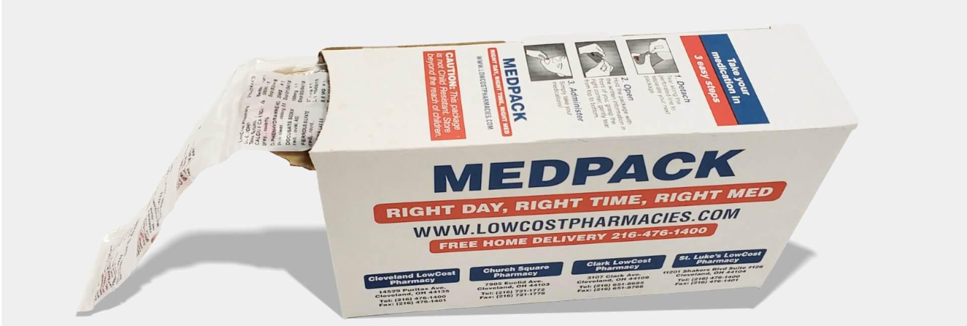 Mepack Box